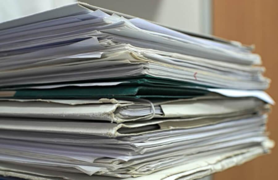 przechowywanie dokumentacji medycznej