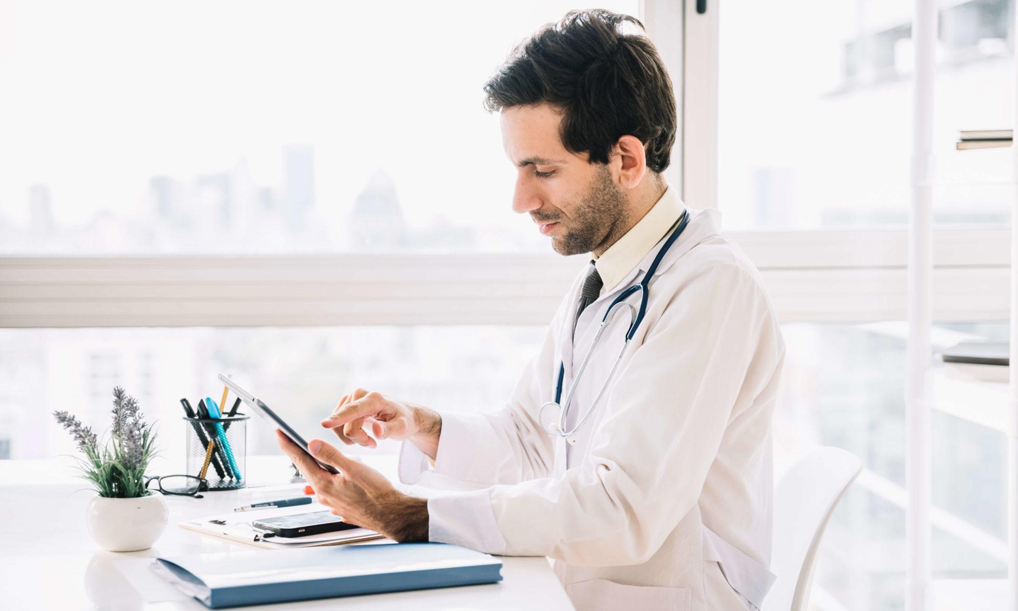 e-zwolnienia w placówce medycznej